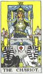 The Chariot Tarot