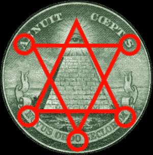 Conspiracy of the six pointed star